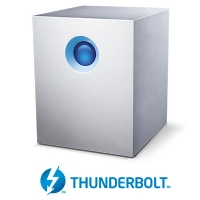 5Big Quadra Thunderbolt 10TB