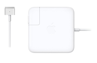 Apple 85W MagSafe 2 Power Adapter for MacBook Pro with Retina display - MD506B/B