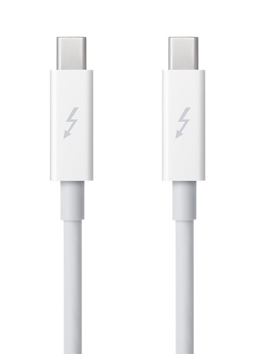 Apple Thunderbolt Cable (2m) White - MD861ZM/A