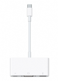 Apple USB-C to VGA Multiport Adapter - MJ1L2ZA/A