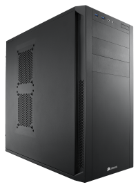Corsair Carbide Series 200R Black Compact ATX Case