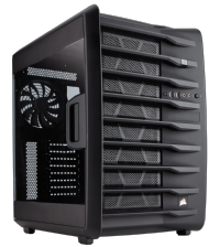 Corsair Carbide Series Air 740 Black High Airflow ATX Cube Case