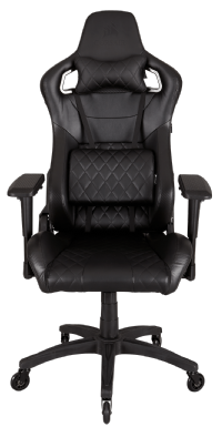 CORSAIR T1 RACE Gaming Chair — Black/Black