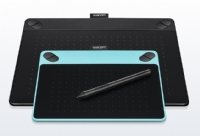 Intuos Pen & Touch Medium - Blue / Black
