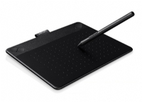Intuos Pen & Touch Small - Blue / Black