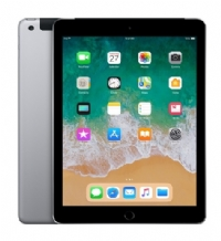 iPad 9.7 Wi-Fi + Cellular 128GB New Model 2018 ( Space Grey / Silver / Gold )