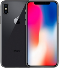iPhone X 256GB (Space Grey/ Silver)