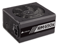 PSU Corsair RM650x 80 Plus Gold