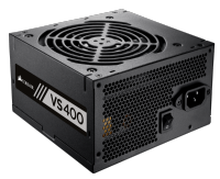 PSU Corsair VS400 80 Plus White