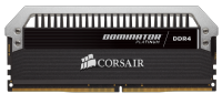 Ram Corsair (4 x 4GB) 16G bus 2666 C16 Dominator - CMD16GX4M4A2666C16